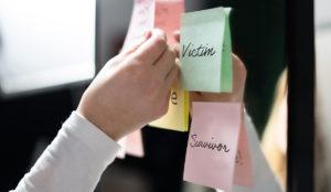 The Power of Labels: Survivor & Victim