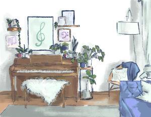 Music Healing Room